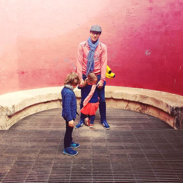 Fort van Sagres met kids