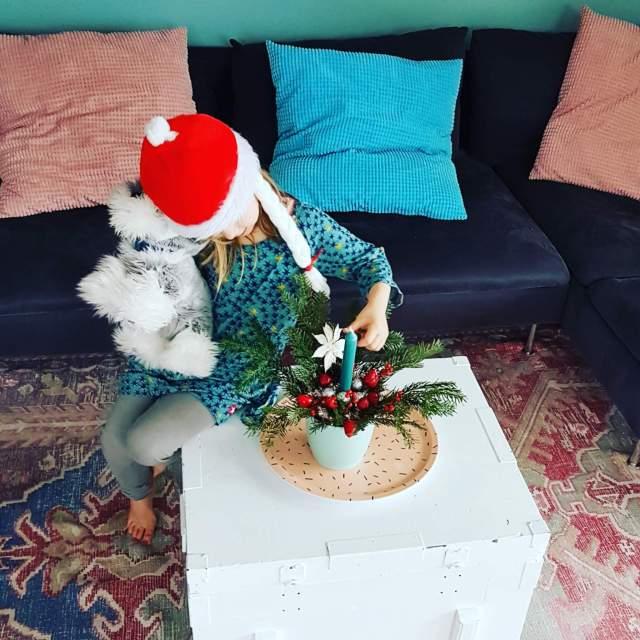 kerst knutselen