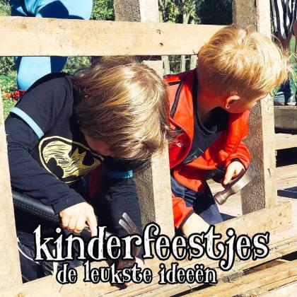 De leukste ideeën voor een kinderfeestje thuis en buitenshuis