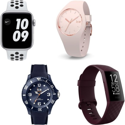 cadeau voor tieners: horloge, activity tracker of smartwatch