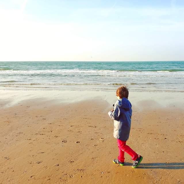 Den Haag met kids: Den Haag aan zee