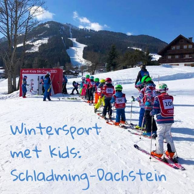 Schladming-Dachstein: wintersport met kids in Oostenrijk