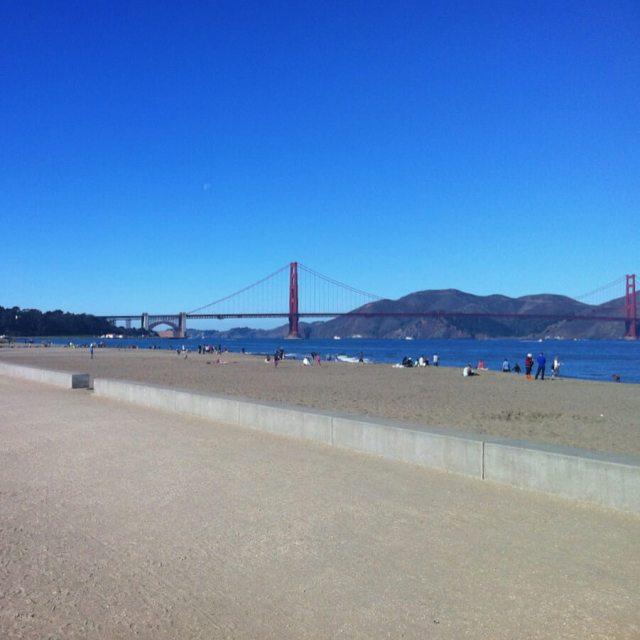 San Francisco met kids: kindvriendelijke tips van een local, strand Crissy Field