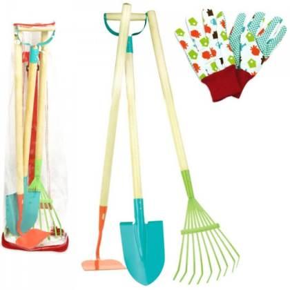 Vilac gereedschap om zelf te tuinieren