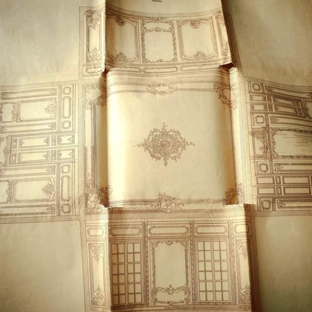nieuwe kasteel Le Petit Trianon de Saint Ustre