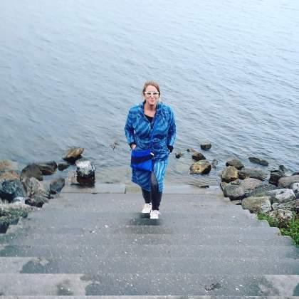 Susan Bijl Pouch met Strap