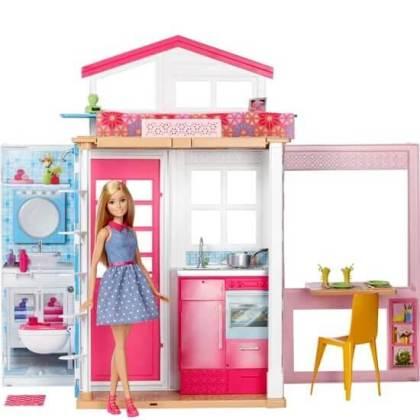 Sinterklaascadeaus pakjesavond: barbie #leukmetkids