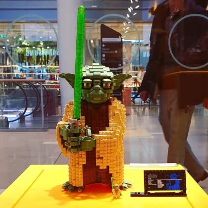 LEGO cadeau ideeën: onze tips voor kinderen van alle leeftijden- Starwars Joda LEGO