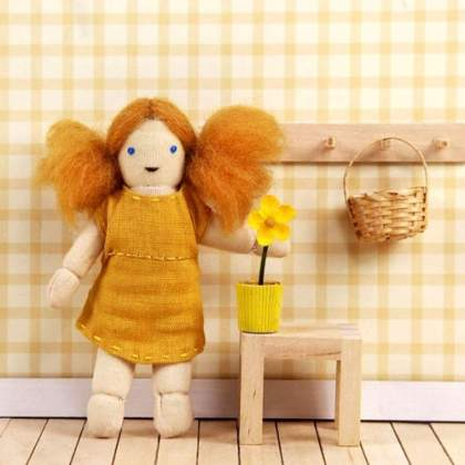 Olli Ella poppenhuispoppen: fairtrade en duurzaam cadeau