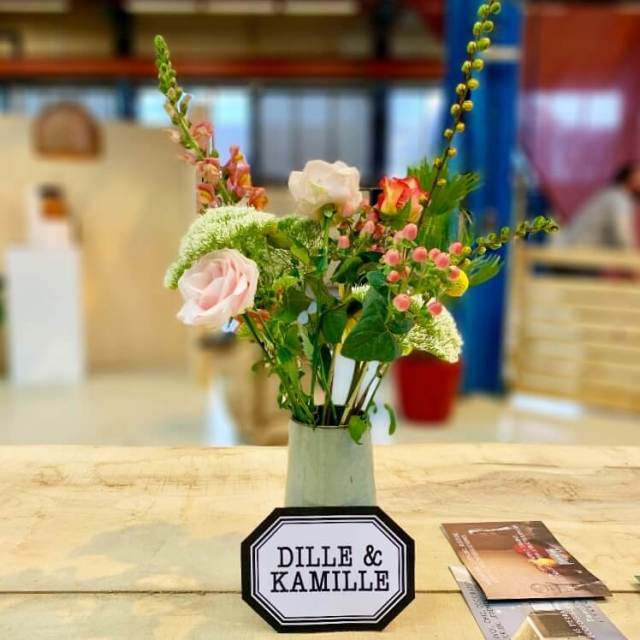Flower Family en Dille & Kamille