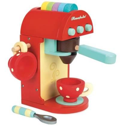 duurzaam speelgoed - le toy van espresso machine
