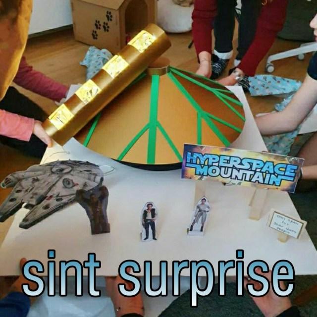 Sinterklaas surprise knutselen: Star Wars en heel veel andere leuke ideeën