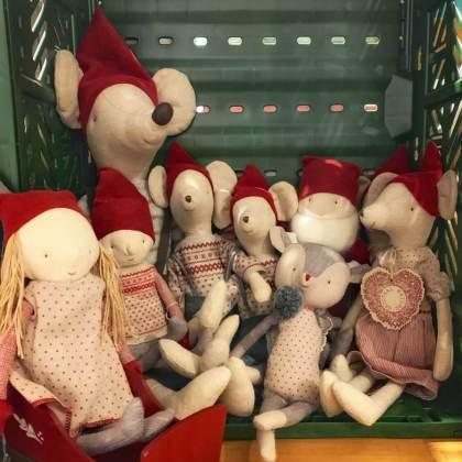 kerst muizen van Maileg
