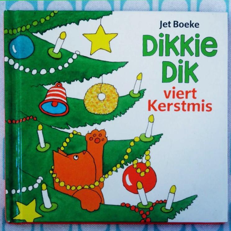 De leukste kinderboeken over kerst - Dikkie Dik viert kerstmis