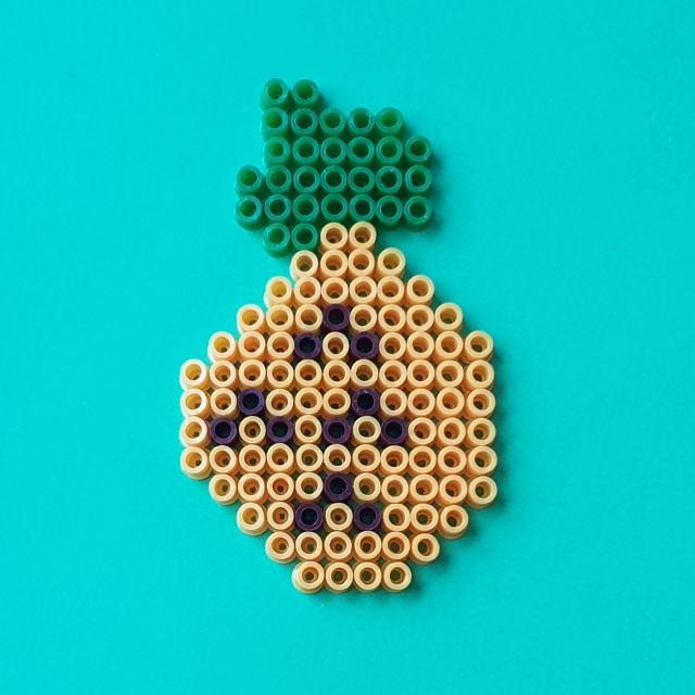 Ananas strijkkralen