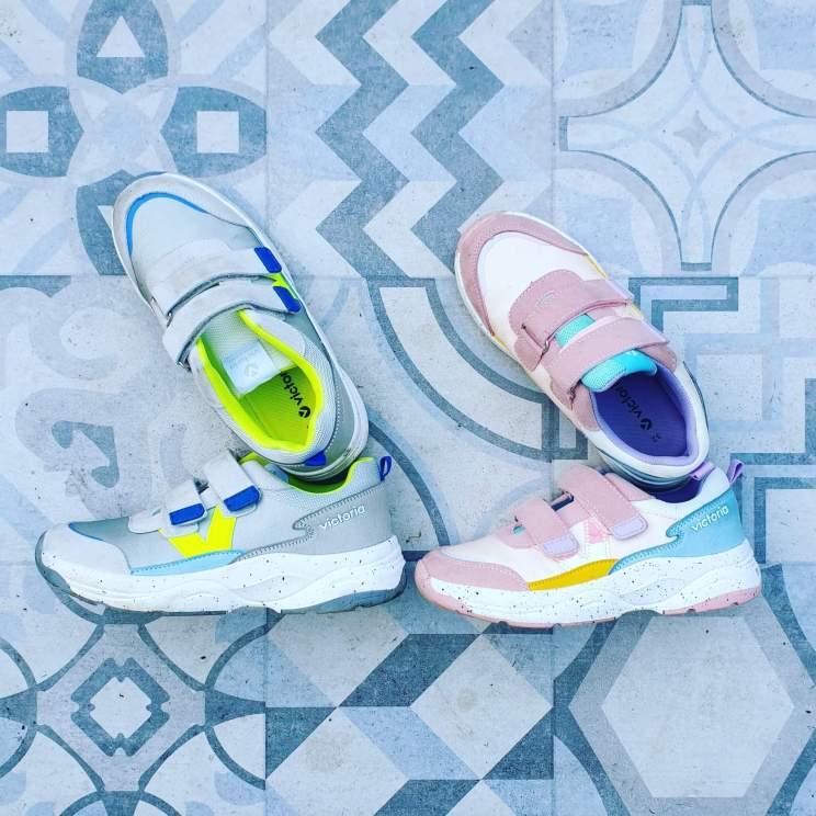 Victoria duurzame sneakers van organic cotton