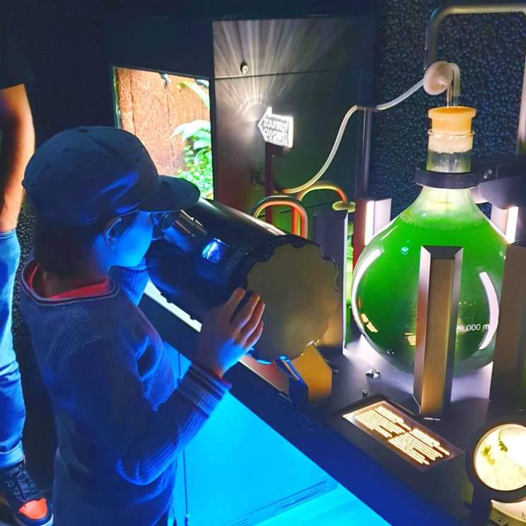 Micropia: sneak preview in het nieuwe museumonderdeel over gist