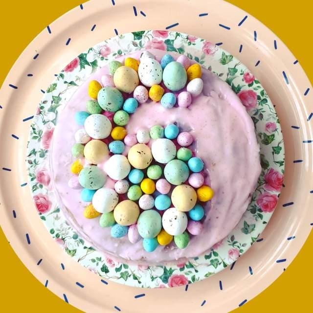 Verjaardagstaart: een leuk recept als je jarig bent rond Pasen