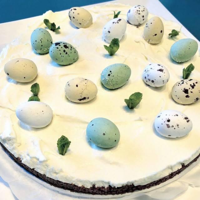 Knutselen met eten voor Pasen: zoete recepten en ideeën