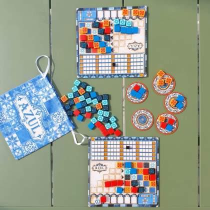 Azul bordspel voor kinderen - De leukste (bord)spelletjes voor peuters, kleuters, kinderen en tieners