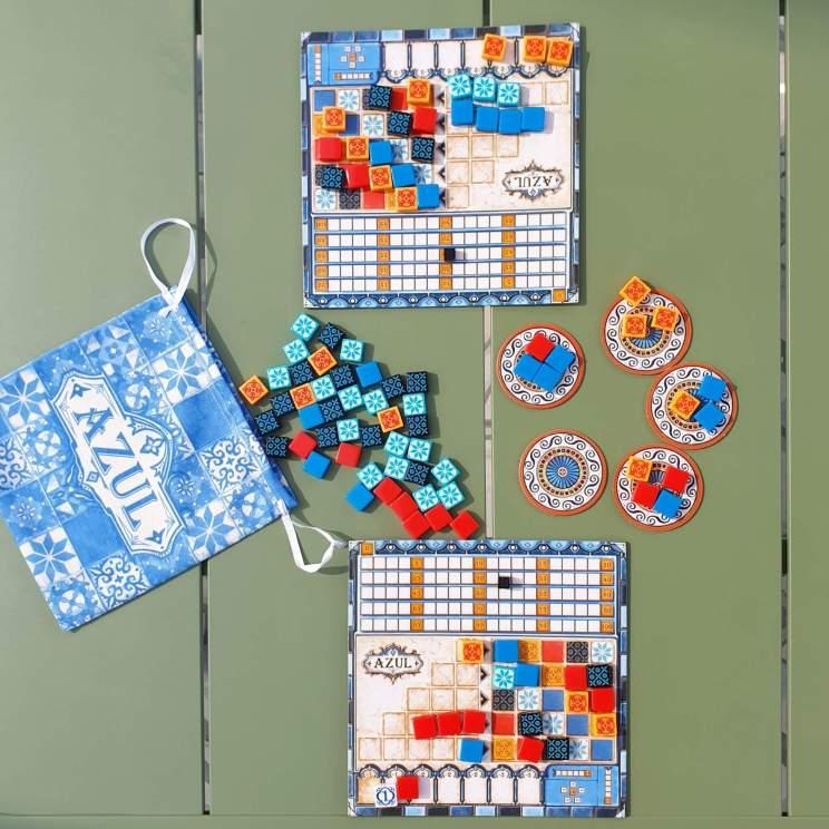 Azul bordspel voor kinderen