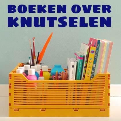 De leukste boeken over knutselen met kinderen