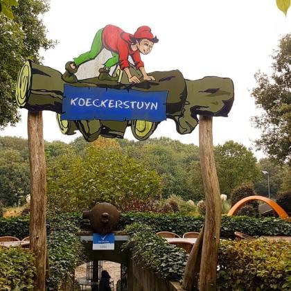 Pannenkoekenhuis met speeltuin: 50 kindvriendelijke restaurants - Koeckers in Den Hout bij Oosterhout in Brabant