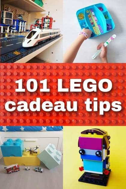 LEGO cadeau ideeën: onze tips voor kinderen van alle leeftijden