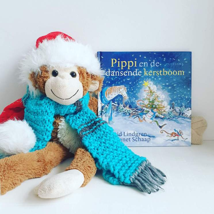 De leukste kinderboeken over kerst - Pippi en de dansende kerstboom - Pippi Langkous