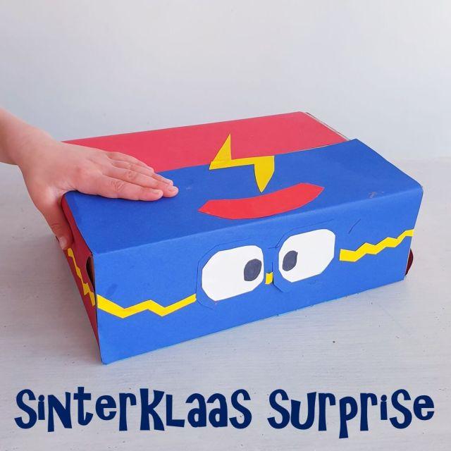 Sinterklaas surprise knutselen: heel veel leuke ideeën - superheld