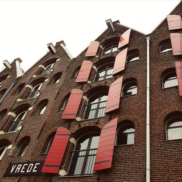 Wandelen met kinderen in de buurt van Amsterdam: plekken met speeltuin - Bickerseiland op de Westelijke Eilanden