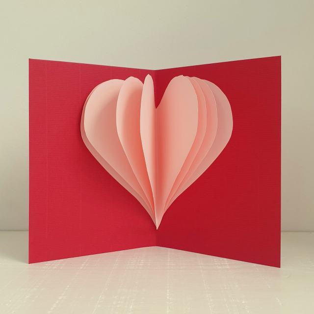 Valentijnskaart maken
