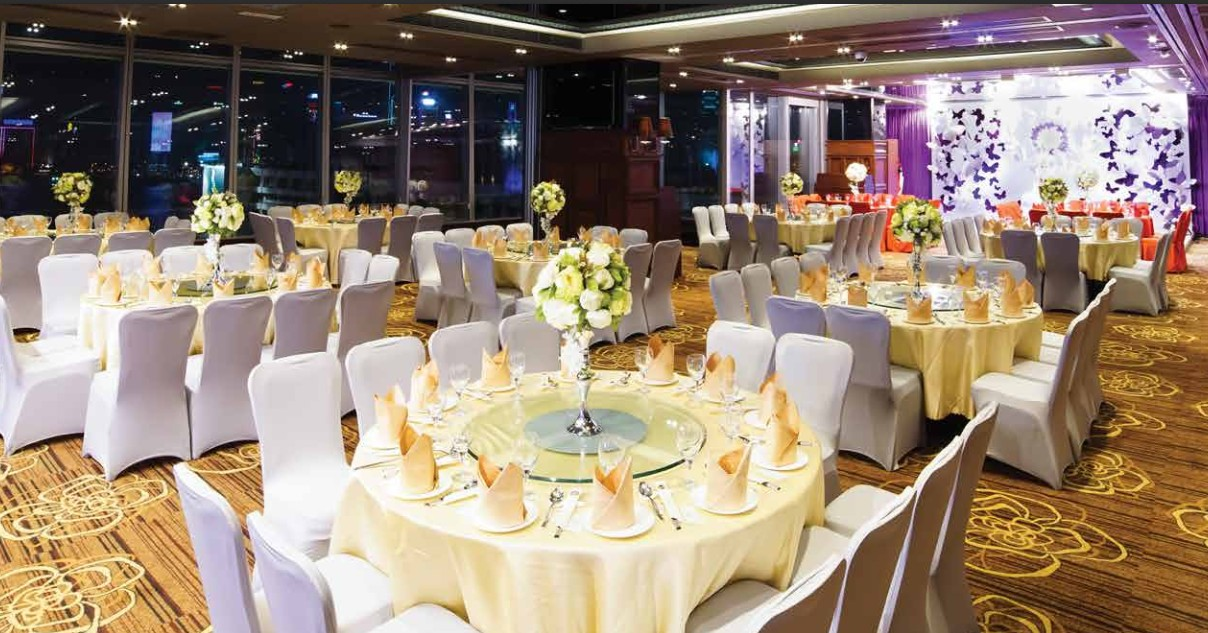 東海薈 (尖沙咀) 婚禮場地資料 / East Ocean Restaurant (TST) wedding venue info