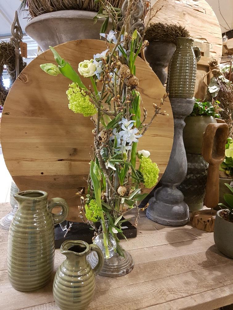 BlumenWorkshops  Aktivitten  Gartencenter Leurs