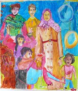 Familienportraits