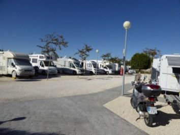 Stellplatz Camper Area La Campello