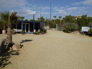 Der Stellplatz Oasis al Mar