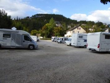 Stellplatz La Canougue