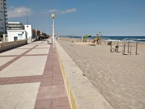 Der Strand von Daimus