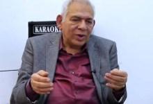 """صورة مركز """" ليفانت"""" يعيد نشر فيديو الحوار الذى أجراه  مع  الدكتور الراحل / محمد رفيق خليل"""