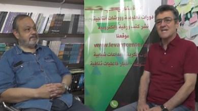 صورة الروائى والناقد أحمد إبراهيم أحمد يتحدث عن تجربته فى حقول الكتابة المتنوعة واختلاف لغة الخطاب