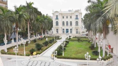 صورة بعد إغلاق استمر أكثر من ١٠ سنوات : وزيرة الثقافة تفتتح متحف محمد محمود خليل وحرمه