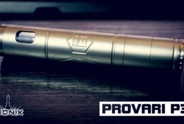 ProVari P3 (Beta) door ProVape