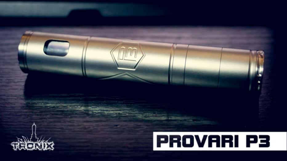 ProVari P3 (Beta) by ProVape