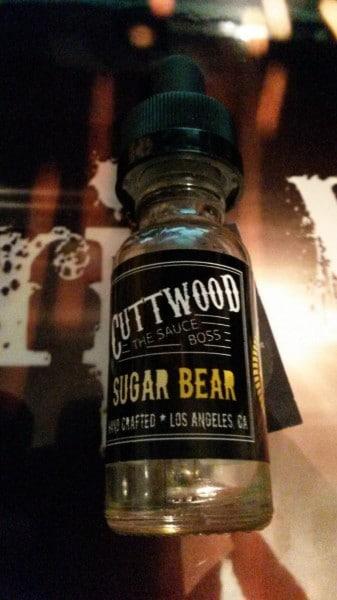 Sugar Bear por Cuttwood