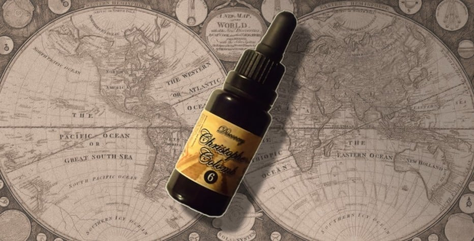 Christopher Columbus door Cigaroma Discovery