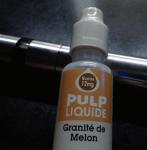Granité de melon par Pulp