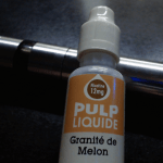 Melon granita by Pulp