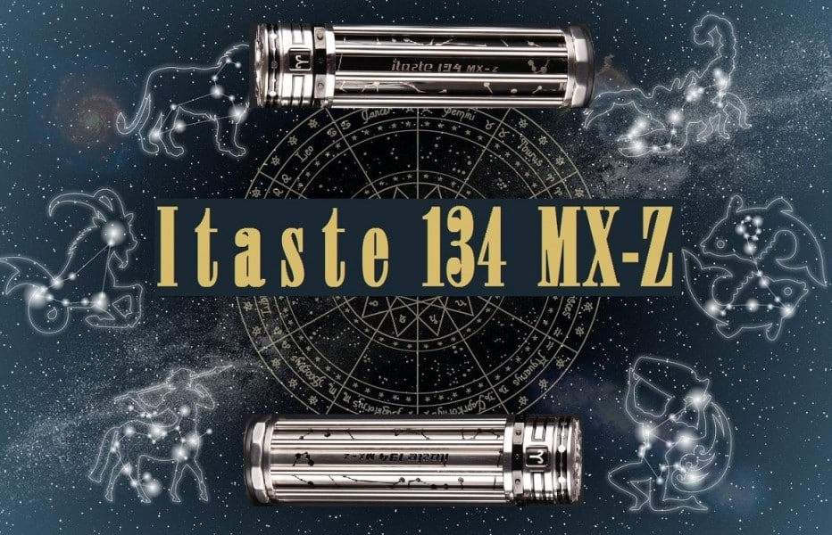 Itaste 134 MX-Z by Innokin