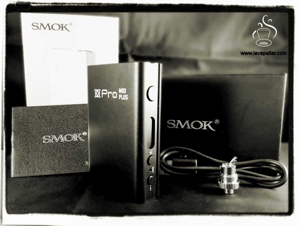 XPRO M80 plus door SMOK